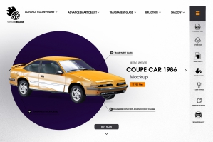 Coupe Car 1986