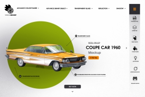 Coupe Car 1960