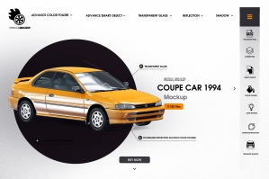 Coupe Car 1994