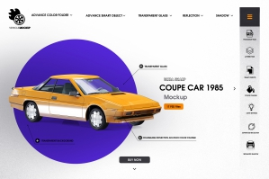 Coupe Car 1985