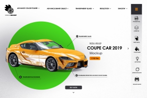 Coupe Car 2019