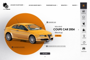 Coupe Car 2004