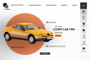Coupe Car 1995