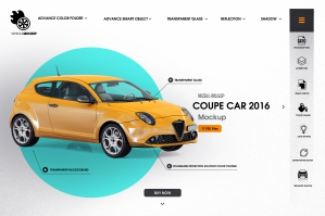 Coupe Car 2016