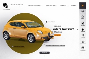 Coupe Car 2009
