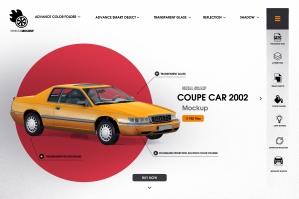 Coupe Car 2002