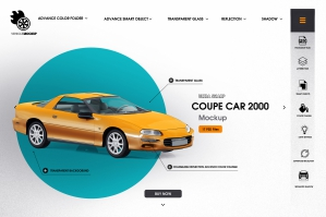Coupe Car 2000