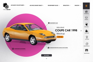 Coupe Car 1998