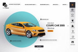 Coupe Car 2005