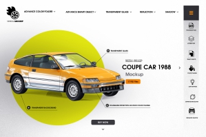 Coupe Car 1988