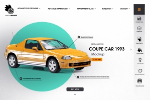 Coupe Car 1993