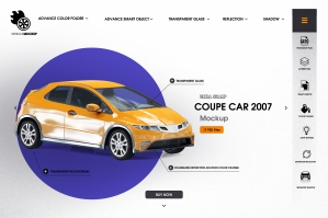 Coupe Car 2007
