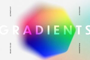 Abstract Gradients & Shapes