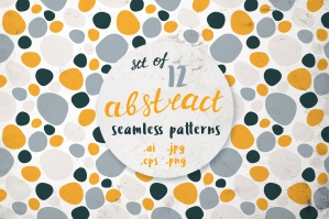 12 Abstract Seamless Patterns 11