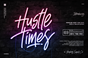Hustle Times + Extras