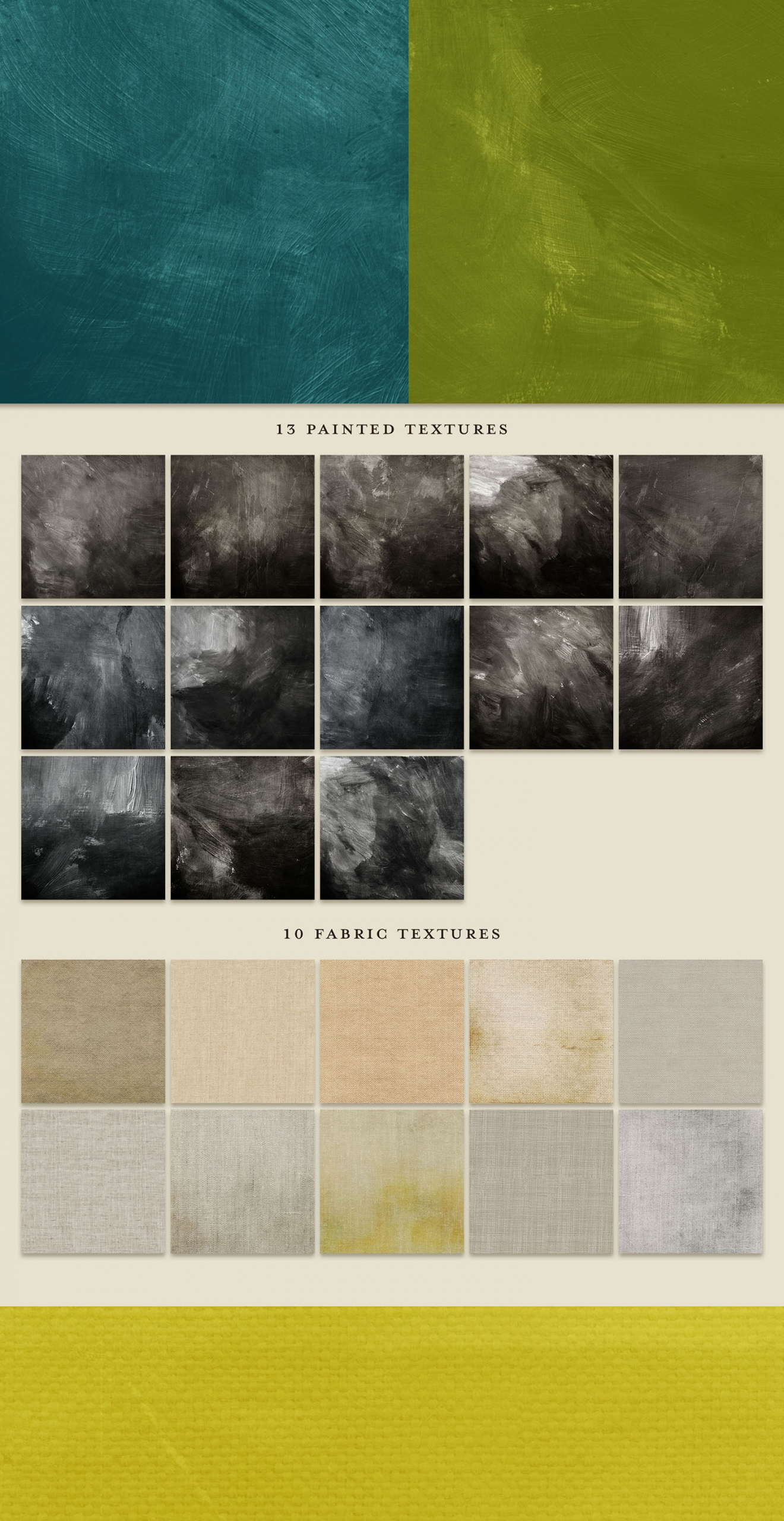 The Paper Designer - Textures and Overlays