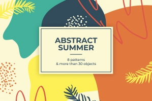 Abstract Summer Collection