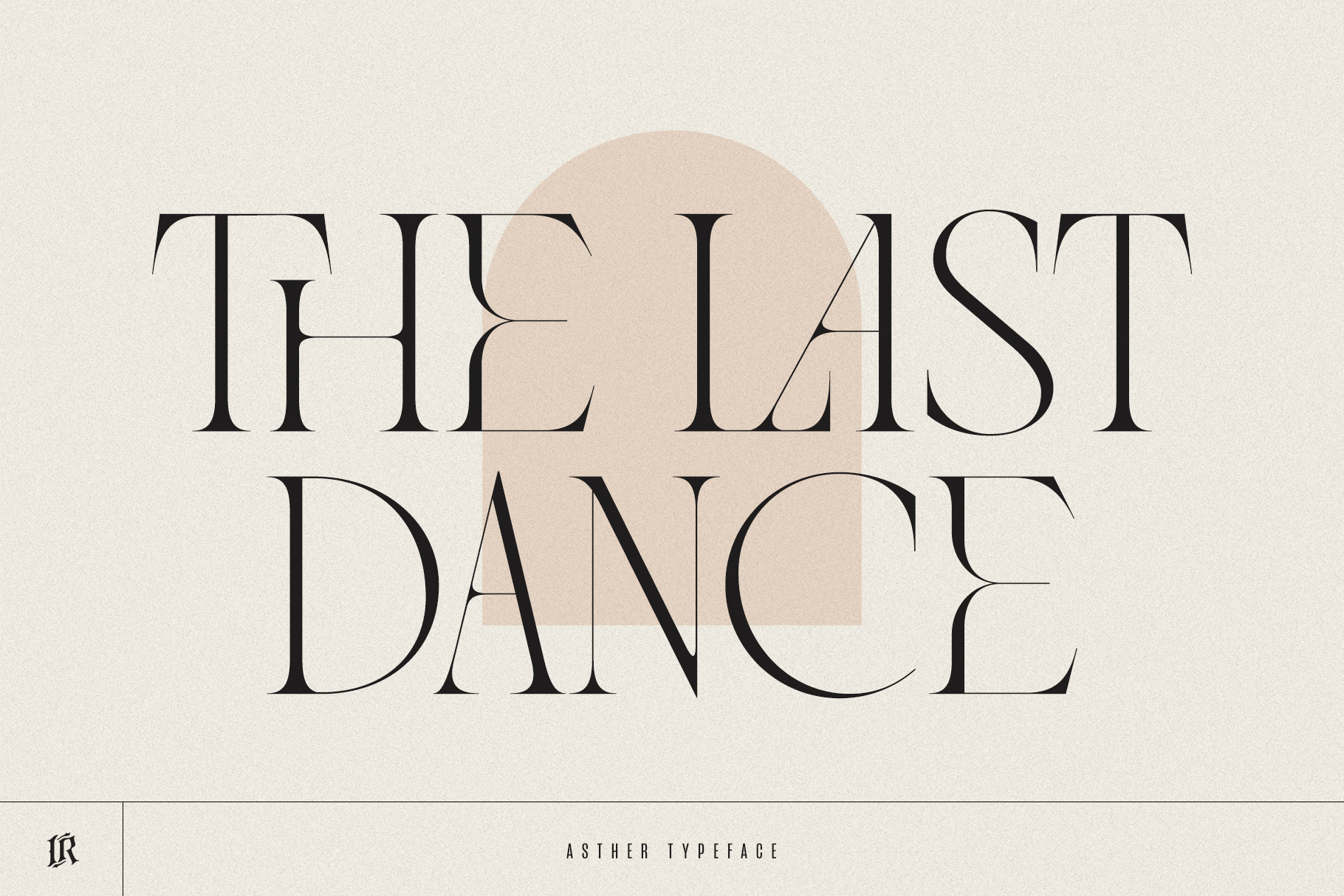 Asther - Fashion Font