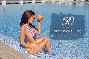 50 Aloha Presets and LUTs Pack