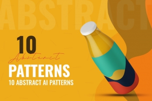 10 Oddly Attractive Abstract Patterns