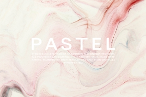 Pastel Painted Textures