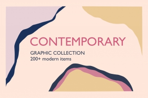 Contemporary - Graphic Collection