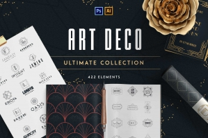 Art Deco Ultimate Collection