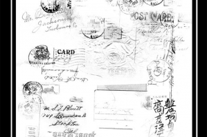 Postmarked No. 1