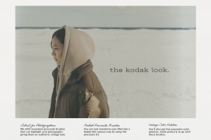 The Kodak Look Procreate Brushes & Color Swatches