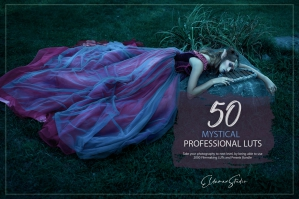 50 Mystical Presets and LUTs Pack