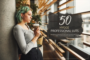 50 Hygge Presets and LUTs Pack