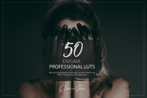 50 Enigma Presets and LUTs Pack