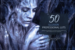 50 Illusion Presets and LUTs Pack