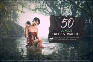 50 Jungle Presets and LUTs Pack