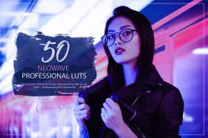50 Neowave Presets and LUTs Pack