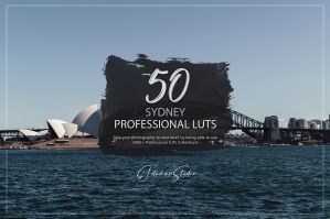 50 Sydney Presets and LUTs Pack