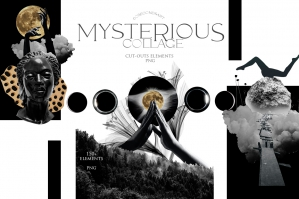 Mysterious Collage Creator