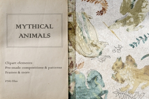 Mythical Animals Collection