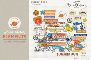 Summer Song Elements