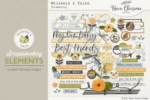 Whiskers and Tales Elements