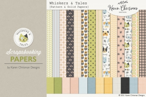 Whiskers and Tales Papers
