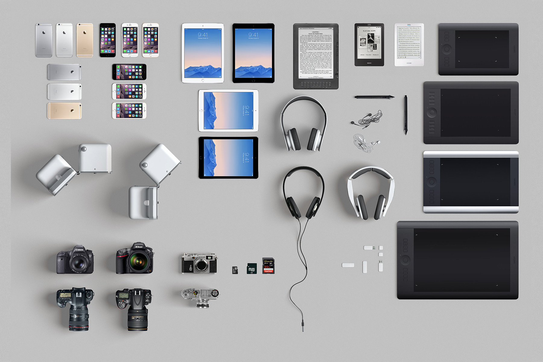 The Ultimate Mockup Medley For Creatives