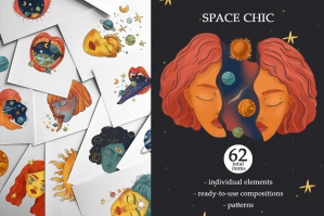Space Chic Universe & Girls
