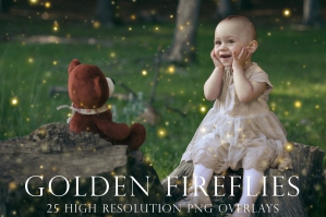 Gold Firefly Overlays