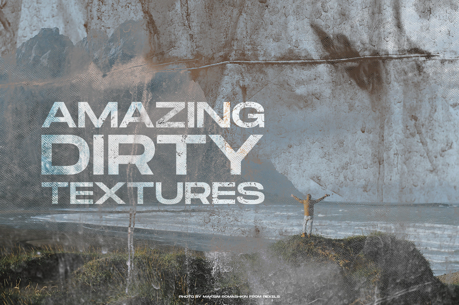 Dirty Old Style Textures