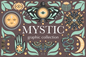 Mystic - Graphic Collection