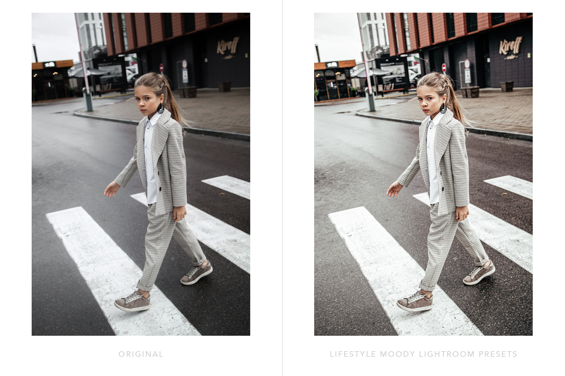 Lifestyle Moody Collection – Lightroom Presets