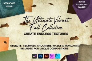 The Ultimate Vibrant Fall Collection