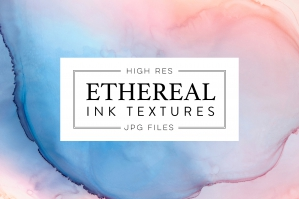 Ethereal Ink Texture Collection 2