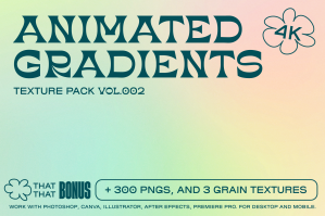 Animated Gradient Texture Pack Vol.2